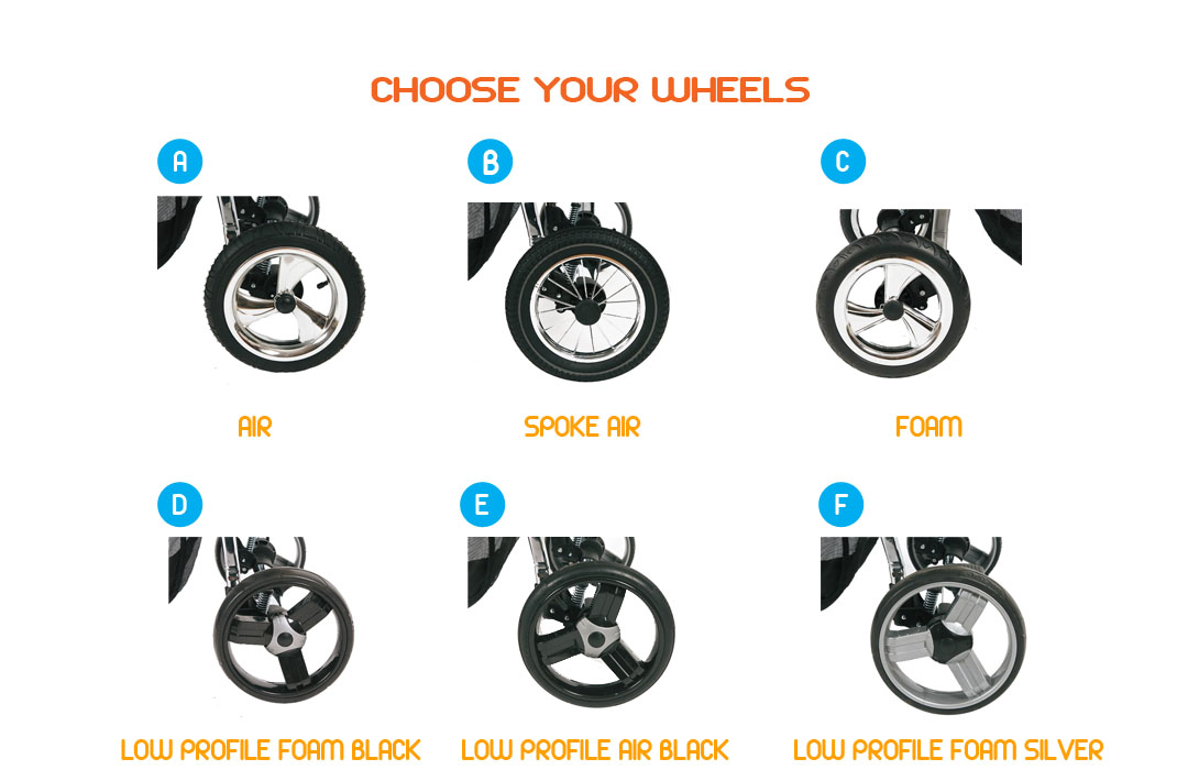 Details about  Baby Pram 3in1 Pushchair Stroller Buggy Travel System SWIVEL WHEELS Car seat